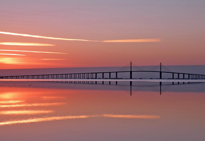 Ft. DeSoto Sunrise in Pastels